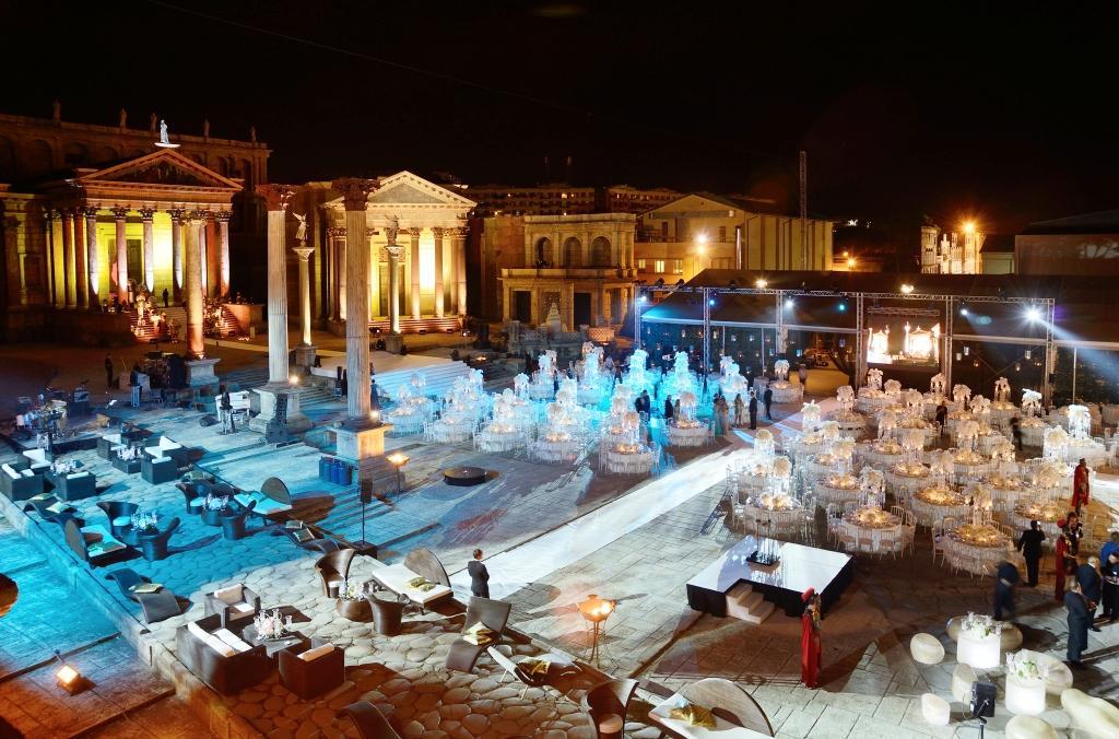 Set Antica Roma - agosto 2013